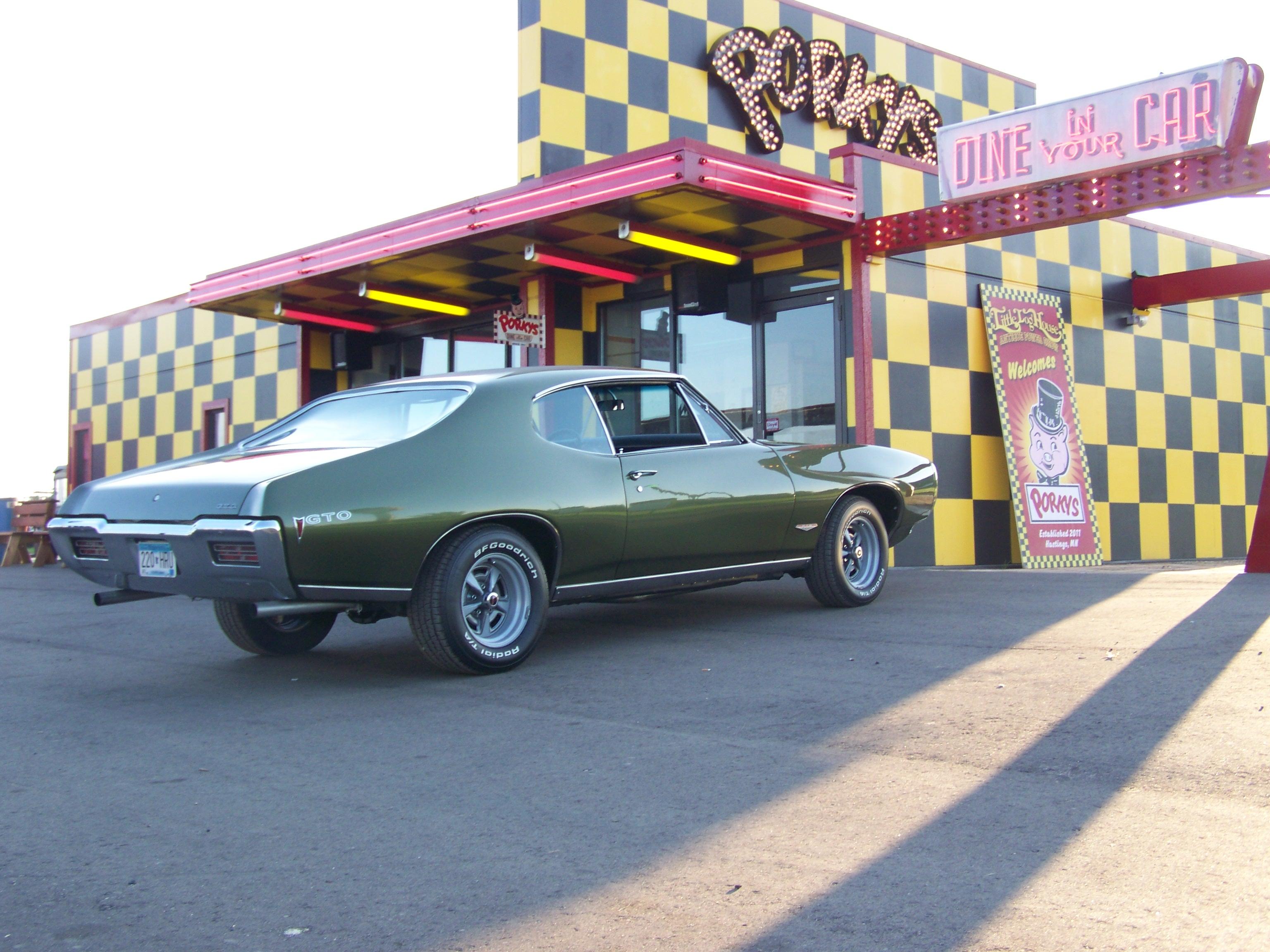disapointed 428 build - Pontiac GTO Forum