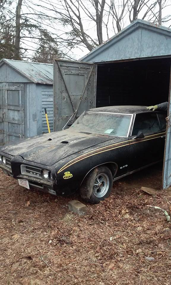 1969 gto judge restoration - Pontiac GTO Forum