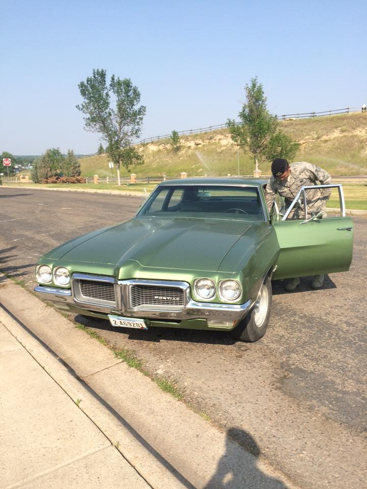 1970 Tempest Barn Find Pontiac Gto Forum