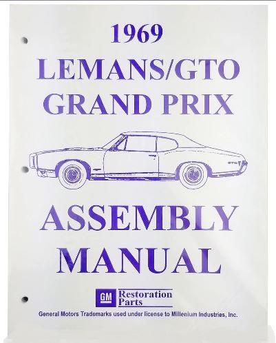 collectivedata.com 1972 Pontiac LeMans GTO Grand Prix Factory ...