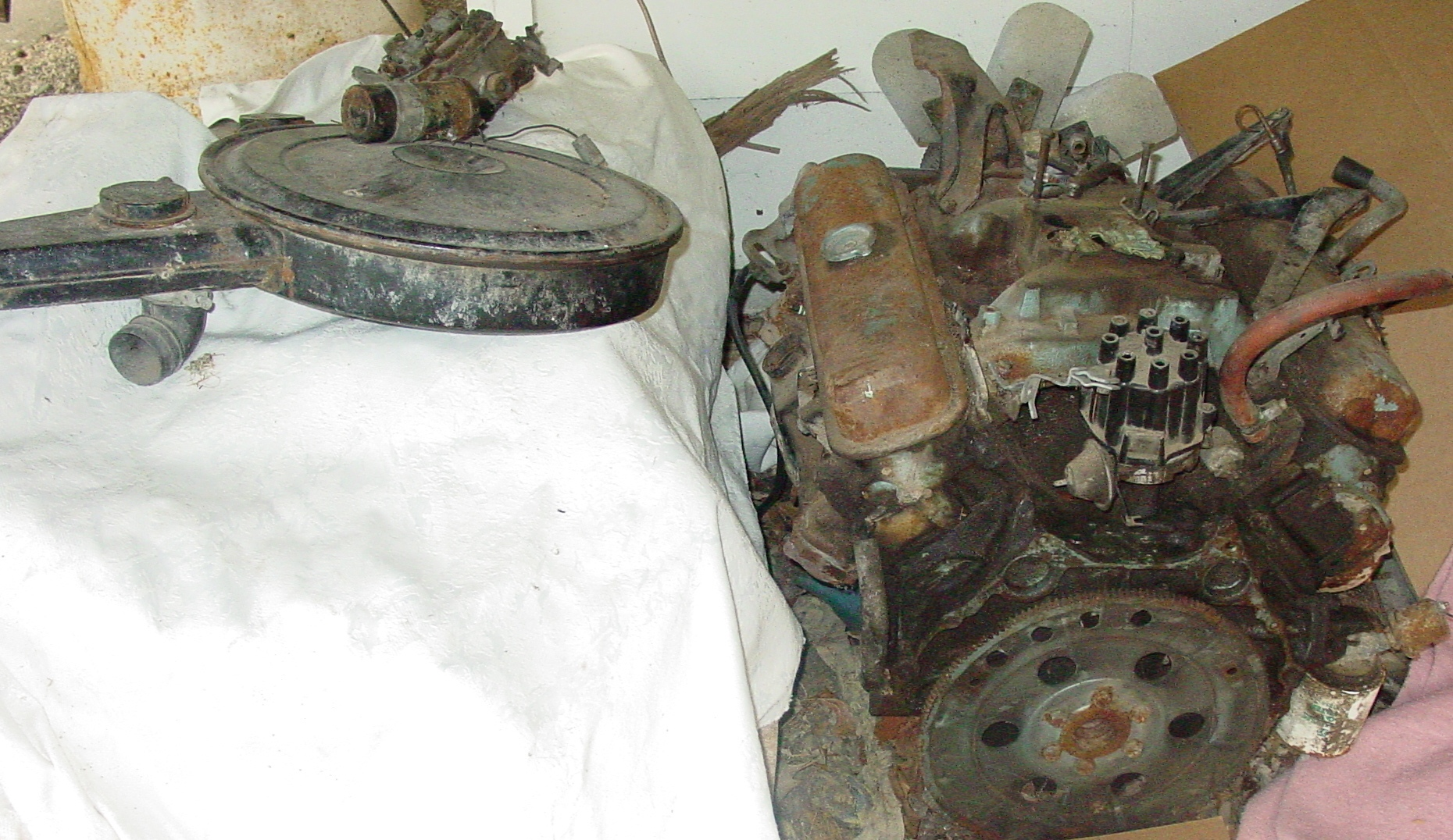 For Sale - 1970 455 HO engine-2-back.jpg
