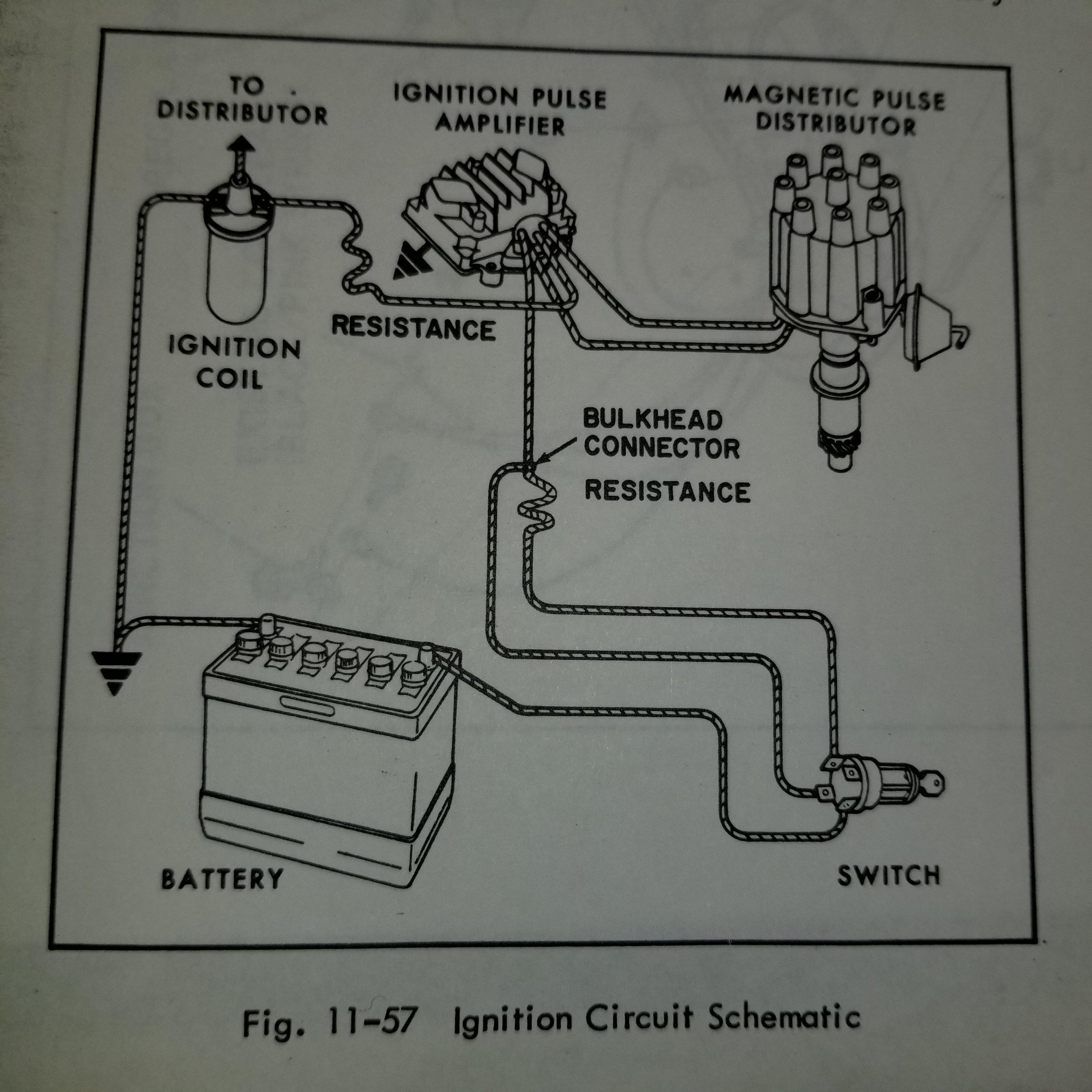 40 tachometer wiring   Pontiac GTO Forum