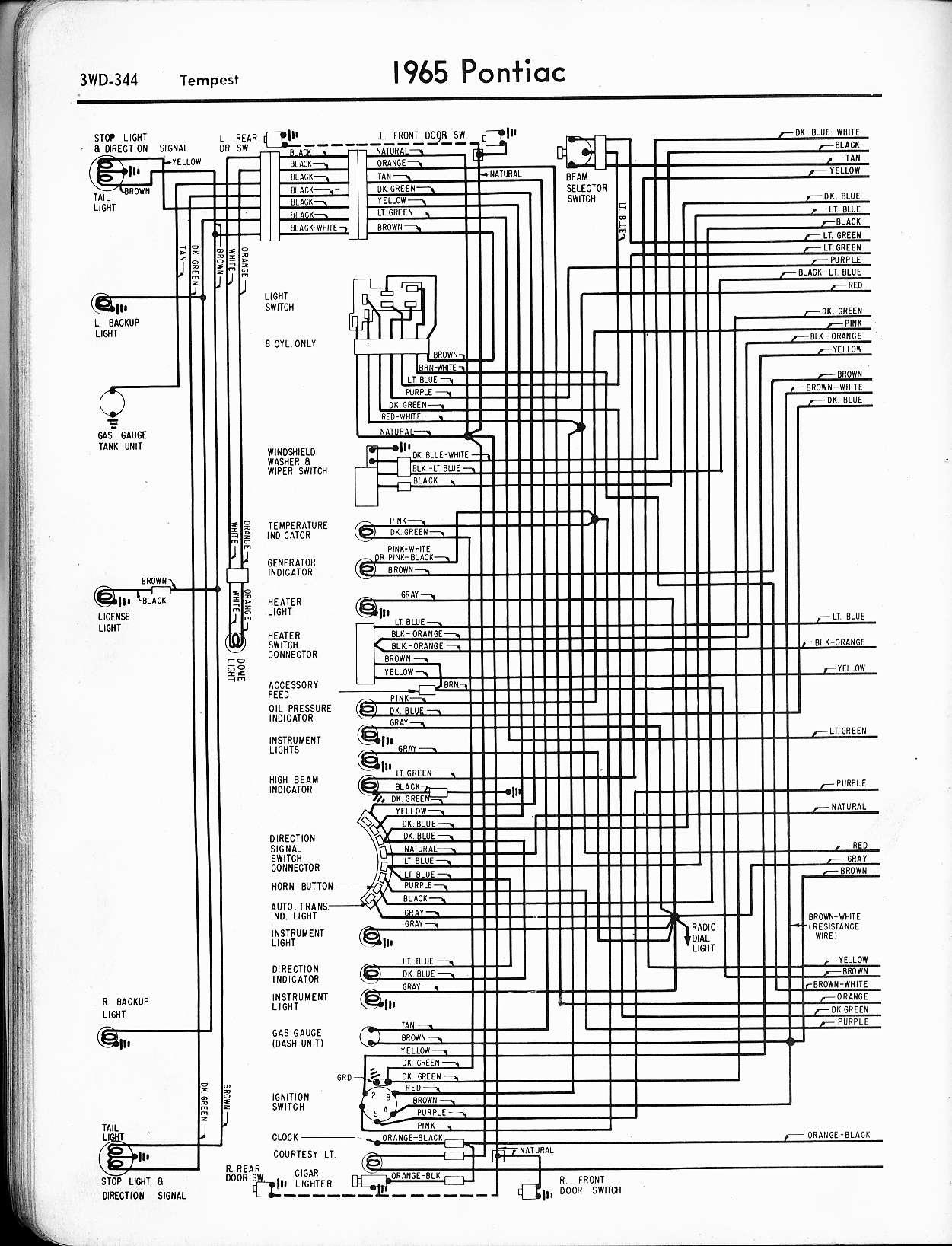 67 Pontiac Gto Wiring Diagram