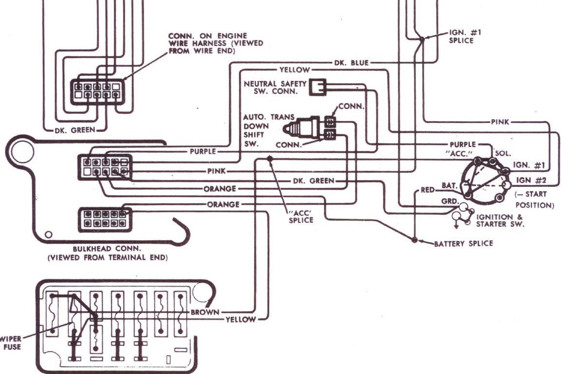 DIAGRAM 1966 Gto Ignition Switch Wiring Diagram FULL ...