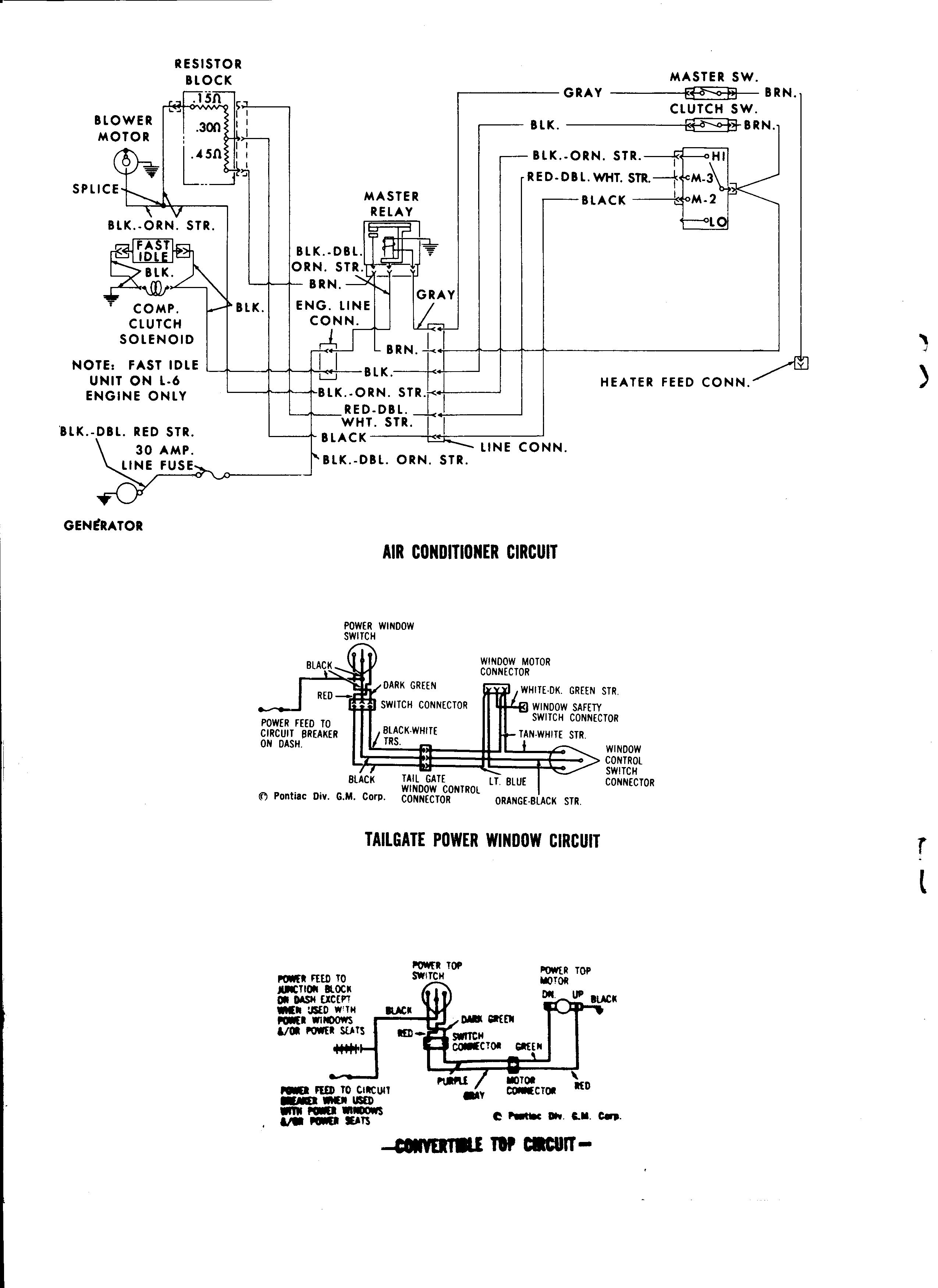 1968 GTO Heater control question   Pontiac GTO Forum [ 3501 x 2550 Pixel ]
