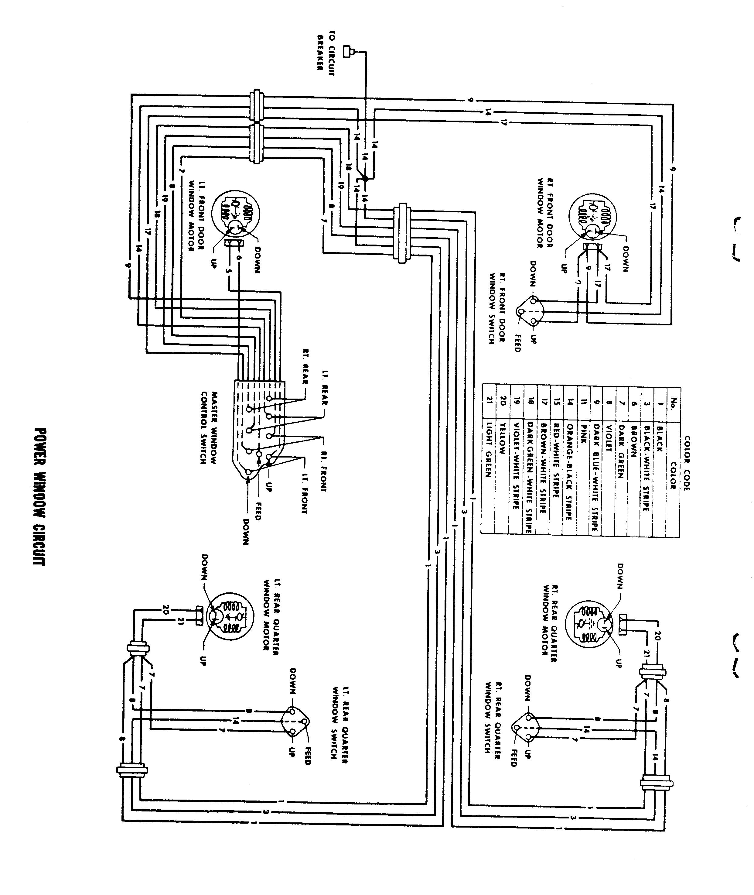 Gto Wiring Diagram Scans Pontiac Gto Forum