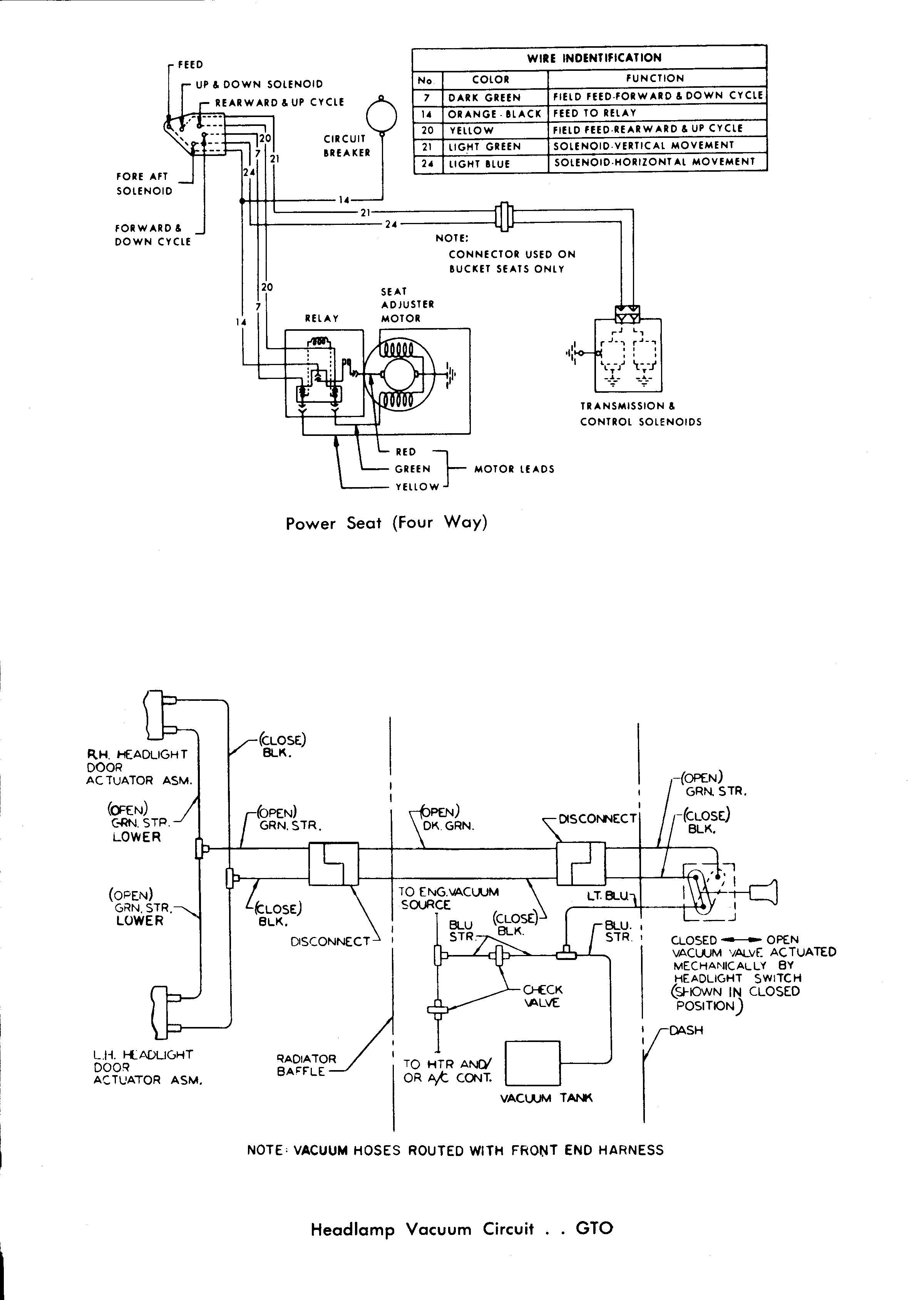 Gto Wiring Diagram Scans Page 2 Pontiac Forum 1969 El Camino Lights Click Image For Larger Version Name 68 8jpeg Views