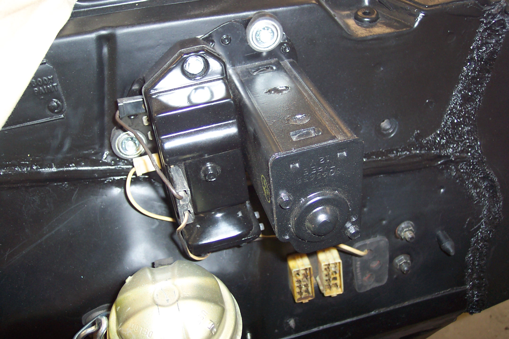 64 wiper switch wiring   Pontiac GTO ForumPontiac GTO Forum