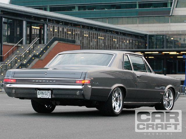 65 1965 Pontiac GTO