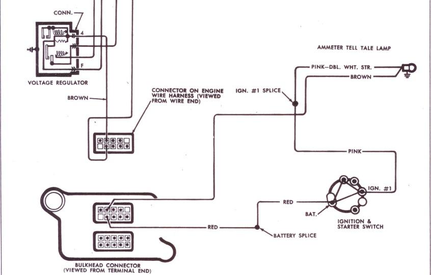 1970 Pontiac Gto Voltage Regulator Wiring Free Download