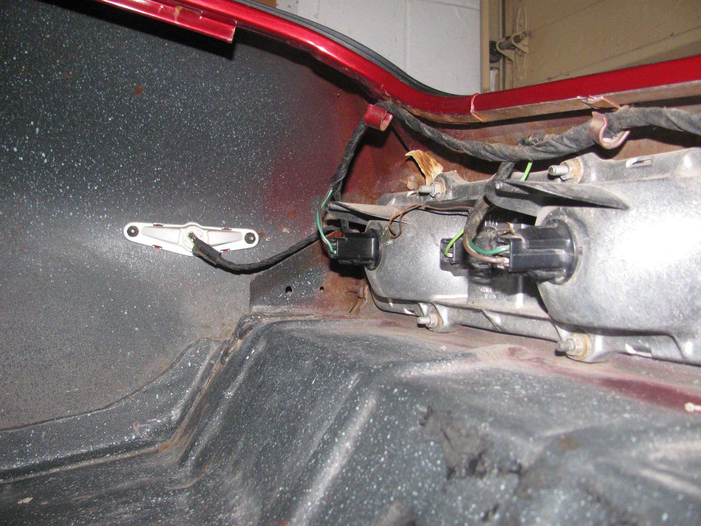 brake/tail light help   pontiac gto forum  pontiac gto forum