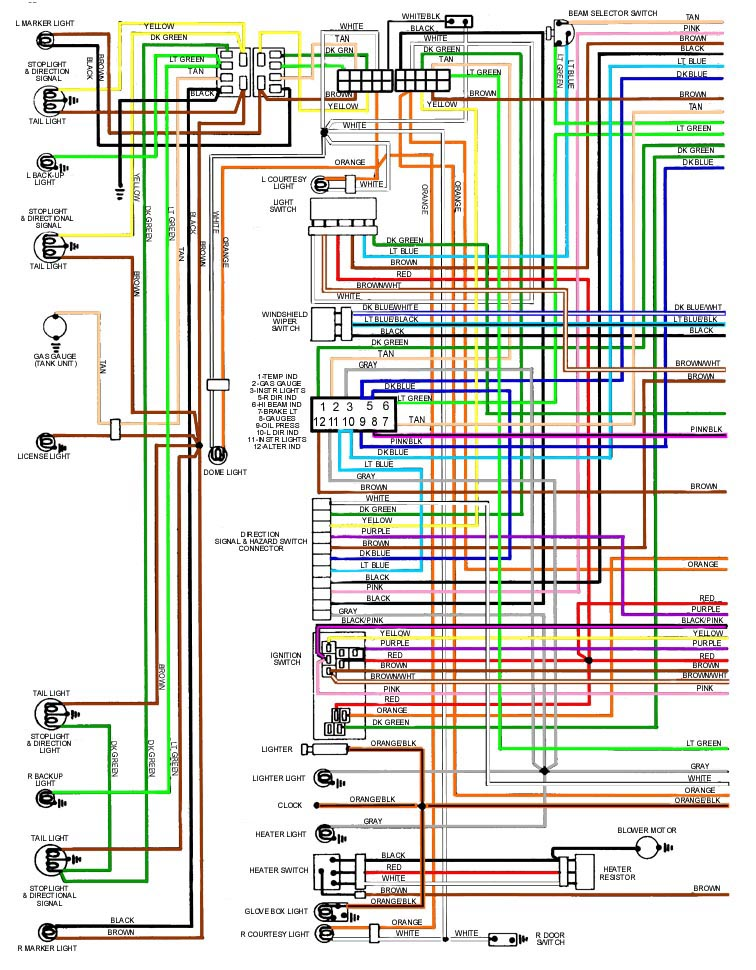 [DIAGRAM_34OR]  Questions on factory engine compartment wires with updated engine | Pontiac  GTO Forum | 70 Camaro Tcs Switch Wiring Harness Diagram |  | Pontiac GTO Forum