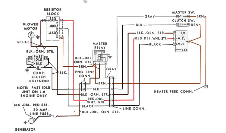 ac heater master relay how does it ground   pontiac gto forum  pontiac gto forum