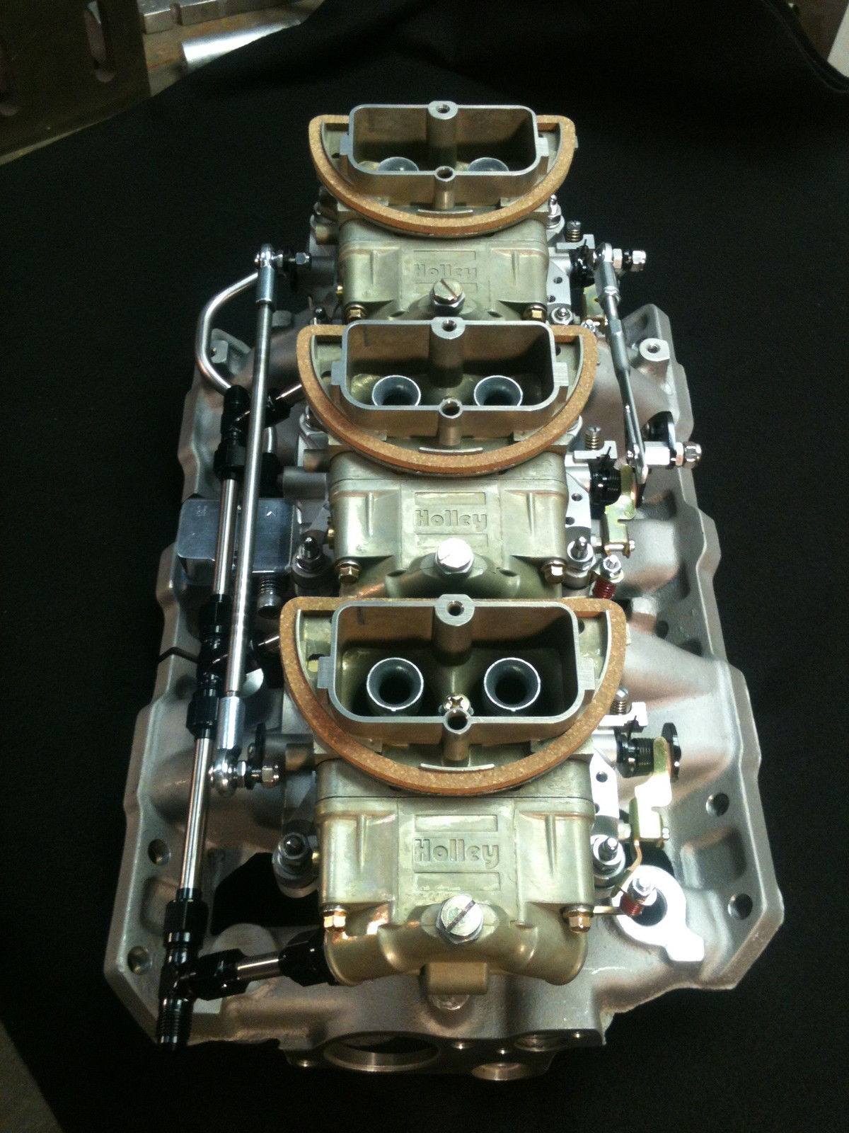 Tri power carbs - Pontiac GTO Forum