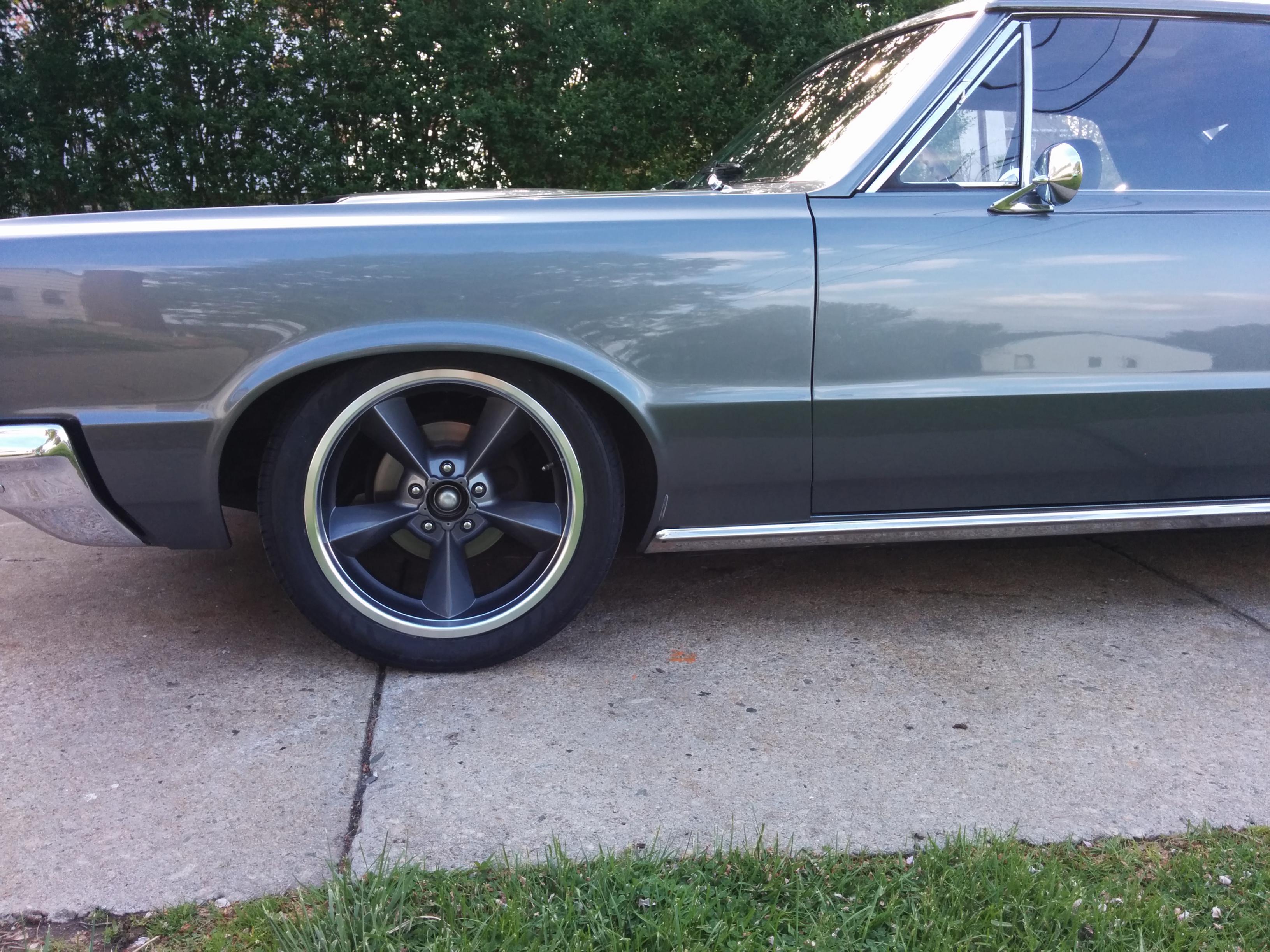 new wheels - Pontiac GTO Forum