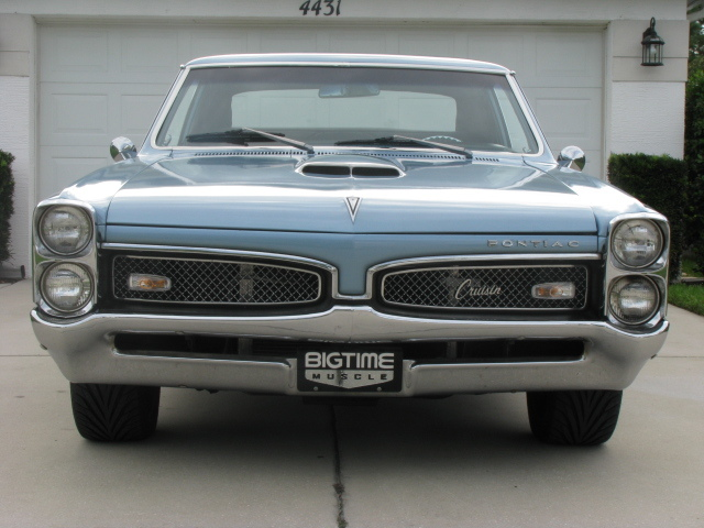 1967 gto clone for sale or trade - Pontiac GTO Forum