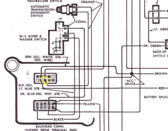 power for kickdown switch on tranny | Pontiac GTO Forum | Turbo 400 Kickdown Switch Wiring Diagram |  | Pontiac GTO Forum