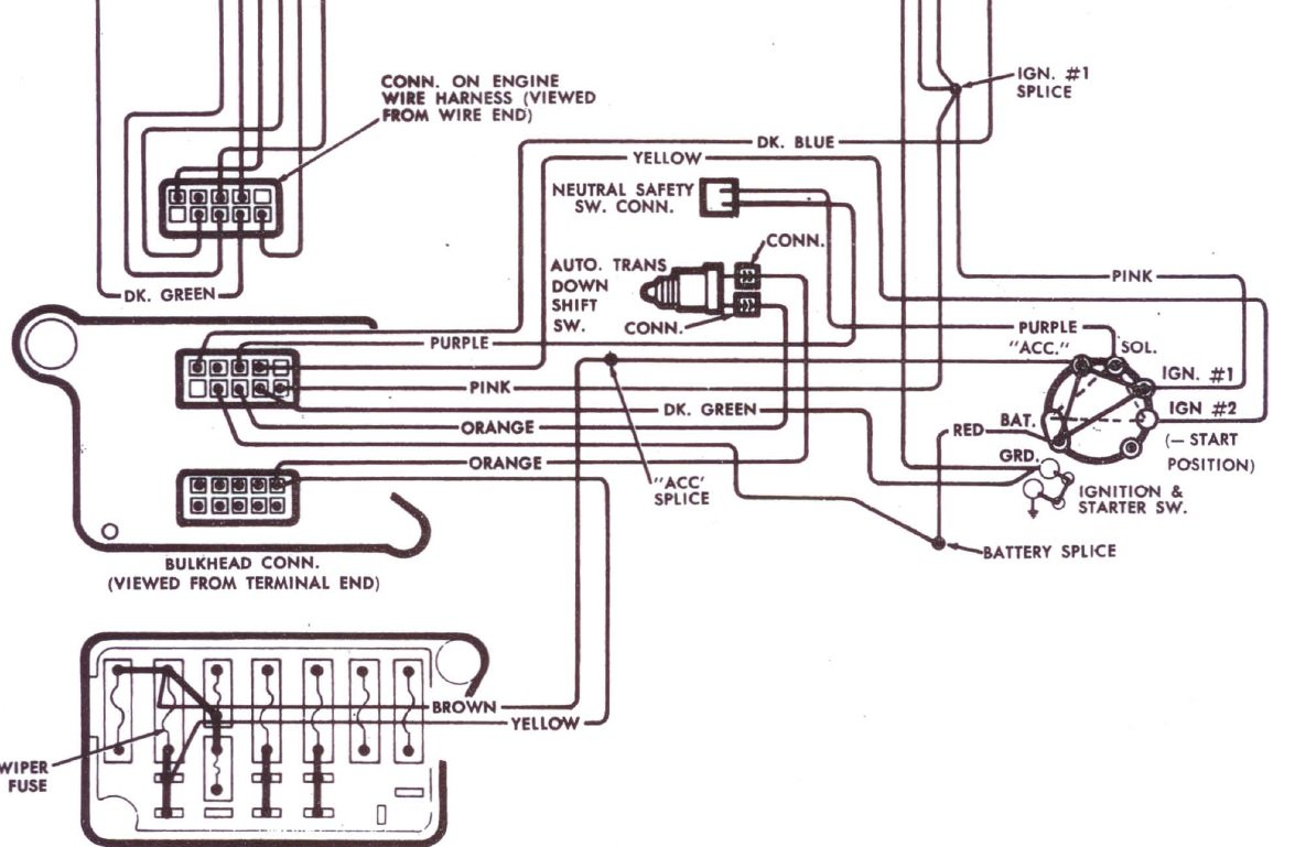 1965 Gto Ignition Wiring Diagram