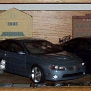 Pontiac Die Cast Collection