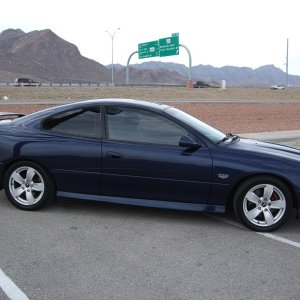 2005 Midnight Blue 6spd