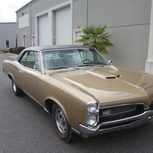 1967 GTO - Front